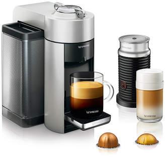Nespresso Vertuo Coffee and Espresso Machine by De'Longhi with Aerocinno