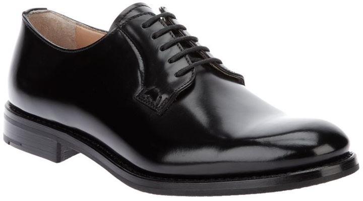 Church's lace-up derby shoe