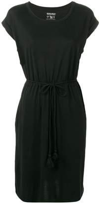 Woolrich tassel belt dress