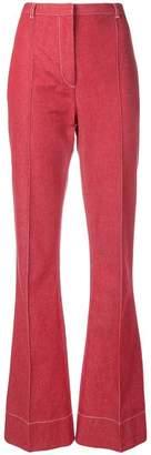 Philosophy di Lorenzo Serafini flared trousers
