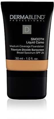 Dermablend Smooth Liquid Foundation with SPF 25