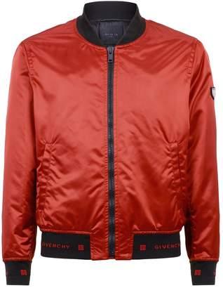 Givenchy Sateen Bomber Jacket