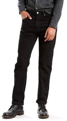 Levi's Levis Big & Tall 505 Regular Fit Jeans