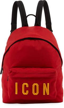 DSQUARED2 Icon Nylon Backpack