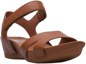 Camper Women's Micro Wedge Heel Sandal