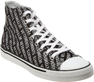 Vetements Canvas Sneaker