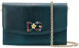 Dolce & Gabbana Millennials envelope clutch