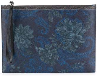 Etro printed pouch