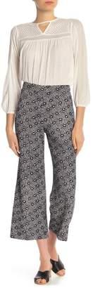 Rebecca Taylor Sweet Briar Printed Pants