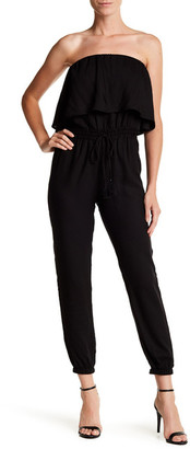 Vanity Room Strapless Popover Jumpsuit (Regular & Petite) $140 thestylecure.com