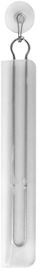 InterDesign® 12-Inch Squeegee in Frost/Chrome