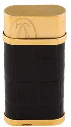 Cartier Gold-Plated Lighter