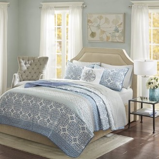 Home Essence Sasha Bed in a Bag Coverlet Bedding Set
