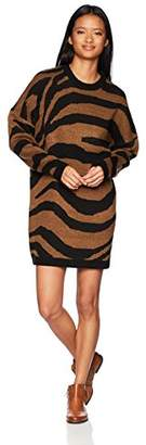Obey Junior's Taboo Sweater Dress