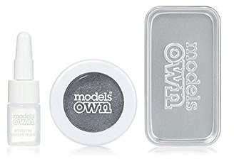 Models Own Colour Chrome Kit Gunmetal (Pack of 2)