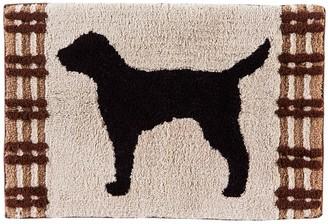 Adirondack Saturday Knight Ltd. Saturday Knight, Ltd. Dogs Bath Rug