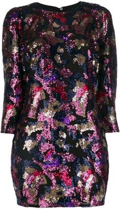 IRO sequin shift dress