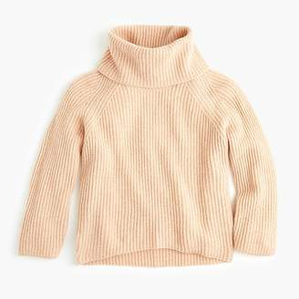 Point Sur ribbed turtleneck sweater