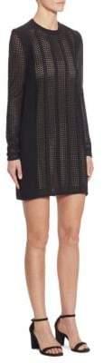 Victoria Beckham Victoria, Paneled Shirt Dress