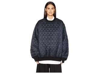 Yohji Yamamoto Unisex Quilted Sweater