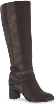 Easy Street Shoes Fawn Women's Knee High Boots