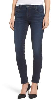 KUT from the Kloth Diana Curvy Fit Skinny Jeans (Model)