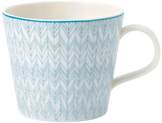 Royal Doulton Pastels Porcelain Mug, Blue