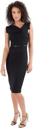 Black Halo Classic Jackie O Dress