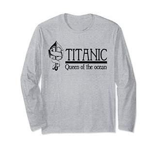 Titanic Shirt Vintage Ship cruise Atlantic Ocean Voyage