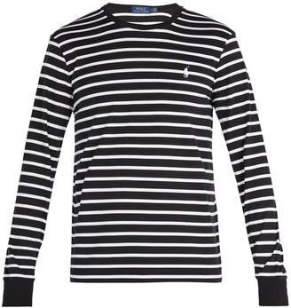 Polo Ralph Lauren Striped long-sleeved cotton T-shirt