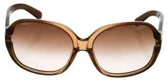 Burberry Acetate Gradient Sunglasses