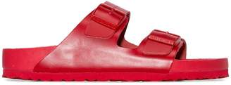 Valentino x Birkenstock double strap sandals