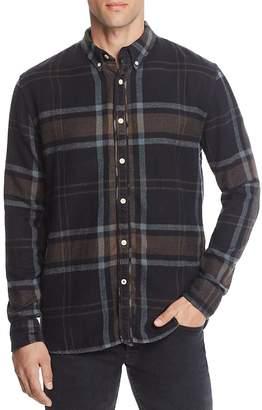 Joe's Jeans Piper Herringbone Button-Down Shirt