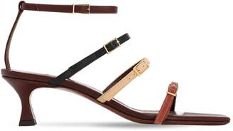 Atelier Manu 50mm Leather Sandals