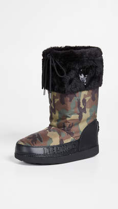 Moschino Love Snow Boots