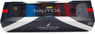 Nautica Men's 5-Pk. Fashion Dress Socks