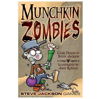 Munchkin Everest Toys Zombies