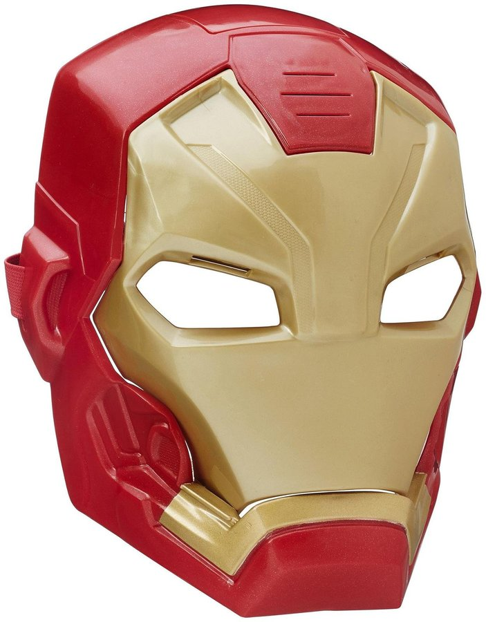 Marvel Movie Iron Man FX Mask Costume