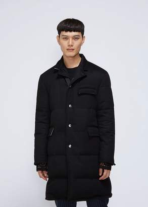 Thom Browne Down Chesterfield Coat