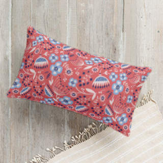 Meadow Lumbar Pillow