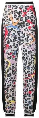 NO KA 'OI No Ka' Oi leopard print joggers