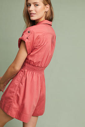 Holding Horses Utility Romper $128 thestylecure.com