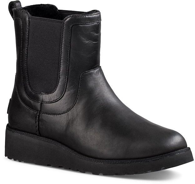 UGG UGG® Britt Leather Booties