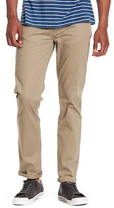 Tailor Vintage Comfort Stretch 5-Pocket Straight Leg Pants