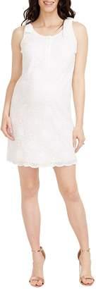ROSIE POPE Naomi Maternity Shift Dress