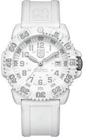 Luminox Men's Navy Seal White Colormark Watch