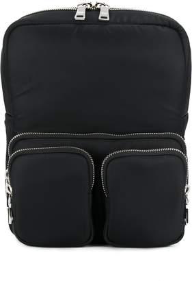 utility pocket backpack