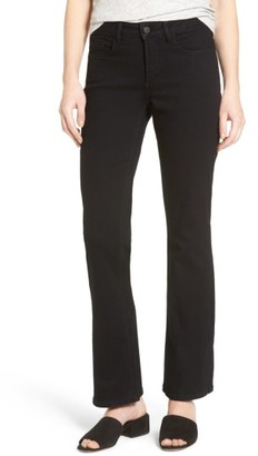 Women's Nydj Barbara Stretch Bootcut Jeans $114 thestylecure.com