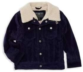 Urban Republic Little Boy's Riree Sherpa Collar Jacket