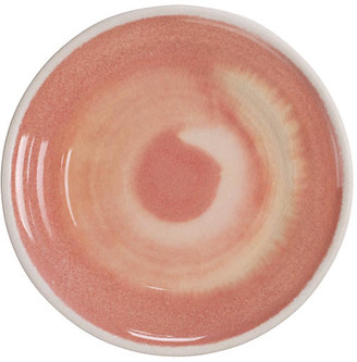 One Kings Lane Set of 6 Duval Salad Plates - Coral